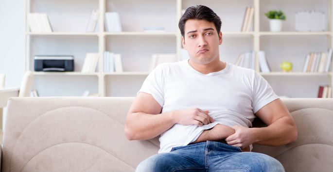 low testosterone and belly fat